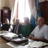 El intendente anunció la llegada de la policía comunal