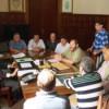 Taxistas se reunieron con el titular de ejecutivo para presentar propuestas