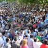 Masiva movilización en Villa Constitución por seguridad y justicia