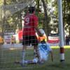 Rojo no detiene su paso y goleó a Conesa