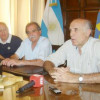 Encuentro de la Federación municipales con Passaglia