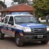 Secuestran camioneta y conductor detenido