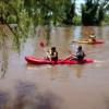 Los nuevos horarios de la escuela de kayac