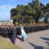 Passaglia presidió el aniversario de la escuela de policias