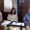 Gruffat a la Secretaría de Gobierno, y Manuel Passaglia a Gestión