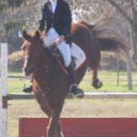 Equitacion en el Club Belgrano - Olga Digiacinti - 28 de Julio