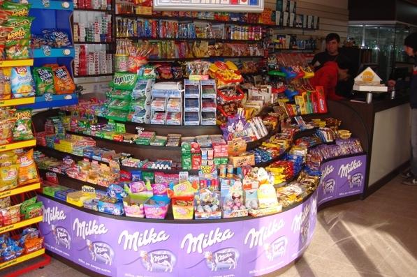 Decoracion Kiosco Golosinas ~ Otro robo a kiosco de la ciudad