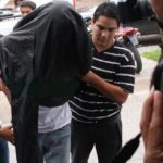 Detención de un ladri