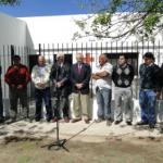 Inauguración del Centro de Salud del Barrio San Martin