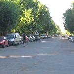 General Rojo - Avenida principal