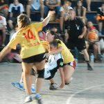 Handball Belgrano - Automovil Damas Sabado 17 de Noviembre 683