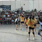 Handball  Belgrano - Automovil Damas Sabado 17 de Noviembre 696