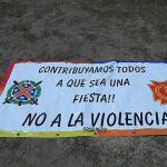 No a la violencia Sabado 16 de Noviembre 006