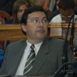 Concejal Manuel Martinez en la banca 6 de Diciembre 034