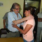 Recibiendo Casas 10 de Diciembre 091