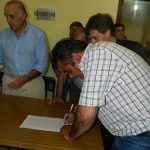 Recibiendo Casas 10 de Diciembre 099