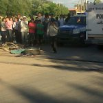 Accidente en Bogado y Rotonda