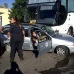 Choque en Moreno y León Guruciaga San Nicolás-20140117-00368