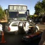 Choque en Moreno y León Guruciaga San Nicolás-20140117-00374