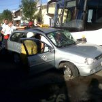 Choque en Moreno y León Guruciaga San Nicolás-20140117-00386