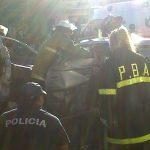 Choque en Moreno y León Guruciaga San Nicolás-20140117-00404