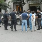 Asalto 17 de Febrero en Pellegrini y Alvear 293