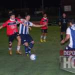 General Rojo y Jorge Newbery 2