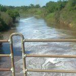 Contaminación arroyo Ramallo 2 - 20 de Marzo de 2014