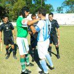 Fútbol Apertura - Argentino y Conesa Torneo Jorge Mariezcuerrena Deportes - 23 de Marzo 218