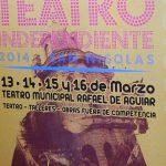 Presentacion del Festival de Teatro Independiente Regional 047