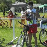 Triatlon Short en Del Acuerdo 093