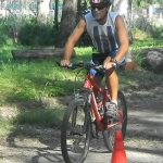 Triatlon Short en Del Acuerdo 124