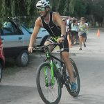 Triatlon Short en Del Acuerdo 186