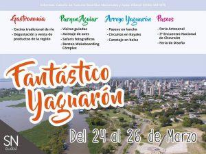 afiche del yaguaron